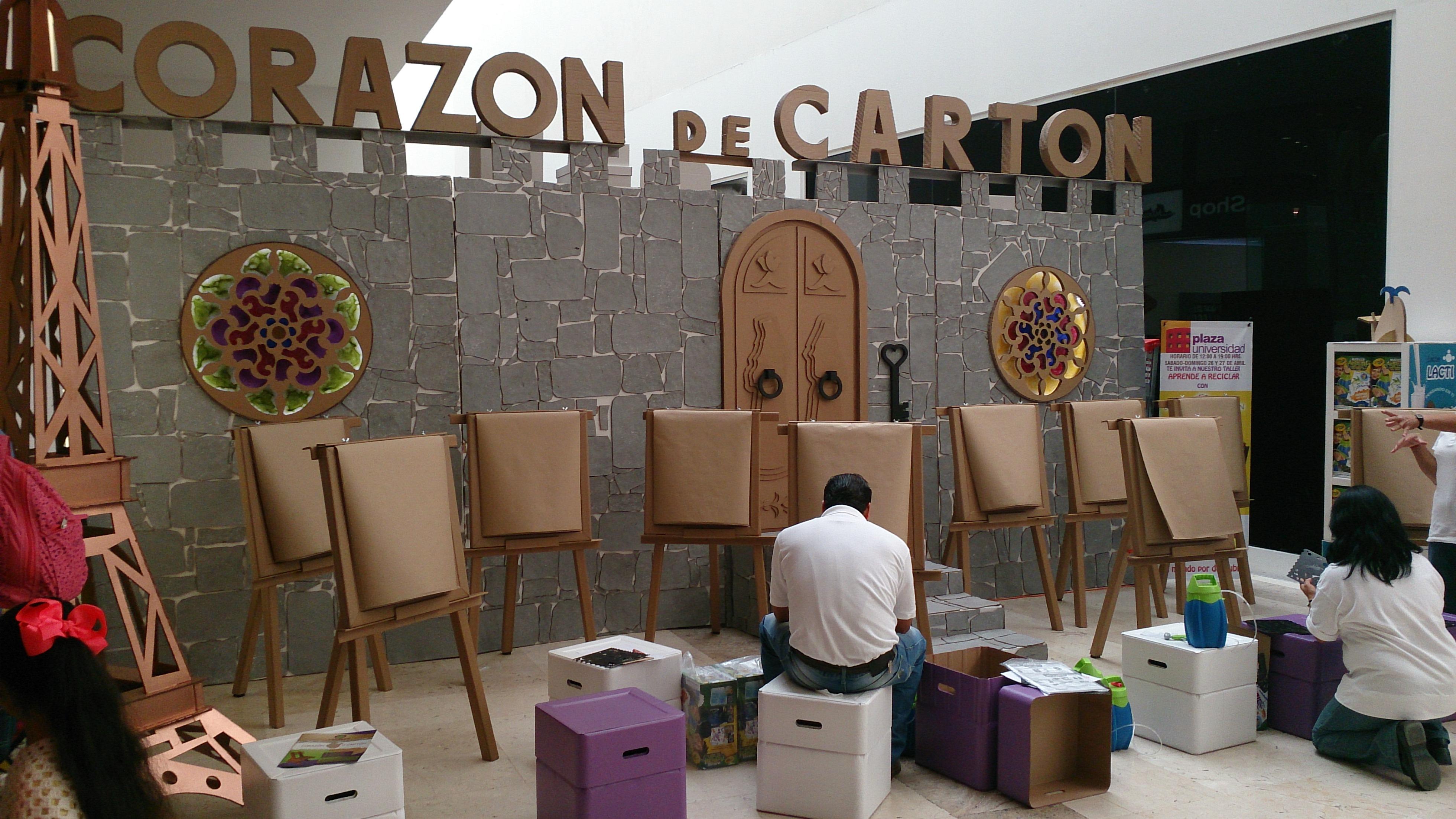 Muebles Cartoner As # Muebles Humanos
